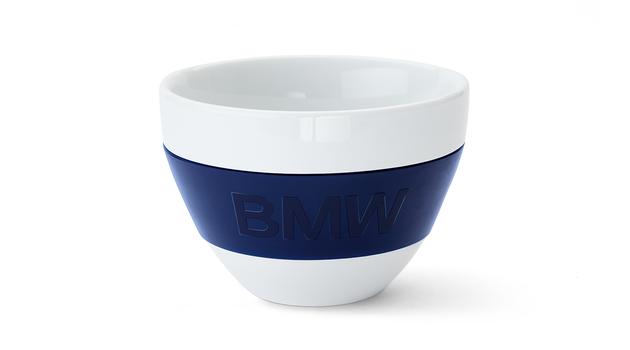BMW bowl 'Design' - White/Blue