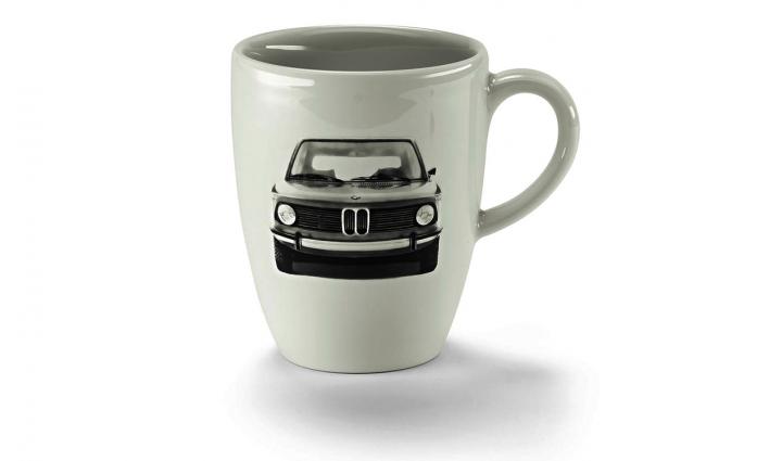 BMW 2002 Heritage mug  - White