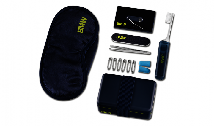 BMW Active travel kit