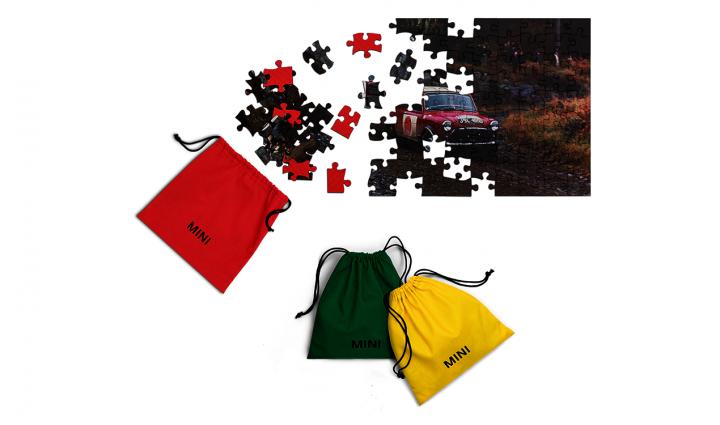 MINI Puzzle Set
