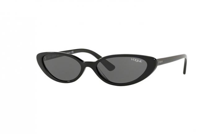 Vogue 5237S - Black/Grey - 52