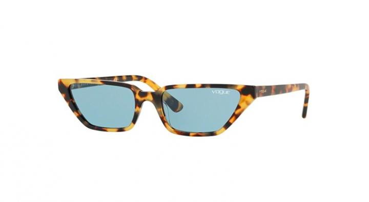 Vogue 5235S - Blonde Havana/Blue - 53