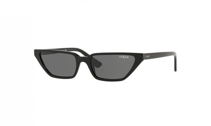 Vogue 5235S - Black/Grey - 53