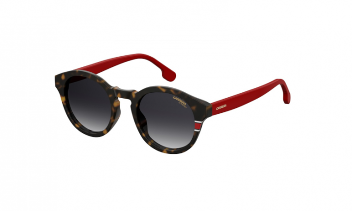 Carrera 165/S - Brown Red/Grey Shaded - 49