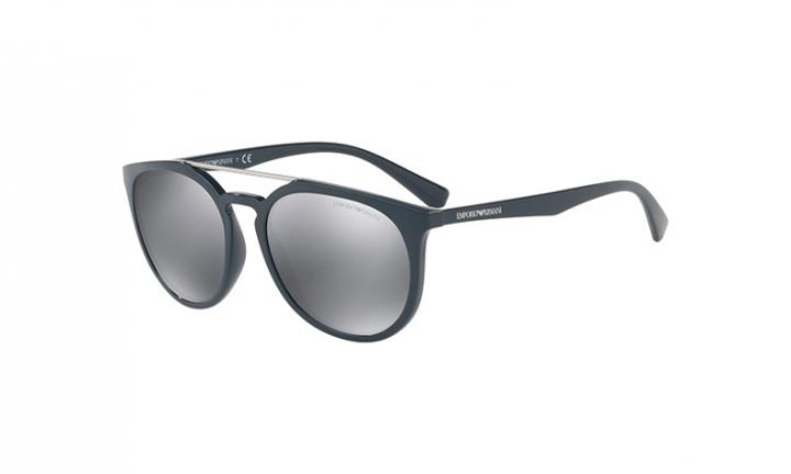 Emporio Armani 4103  - Black/Grey - 56