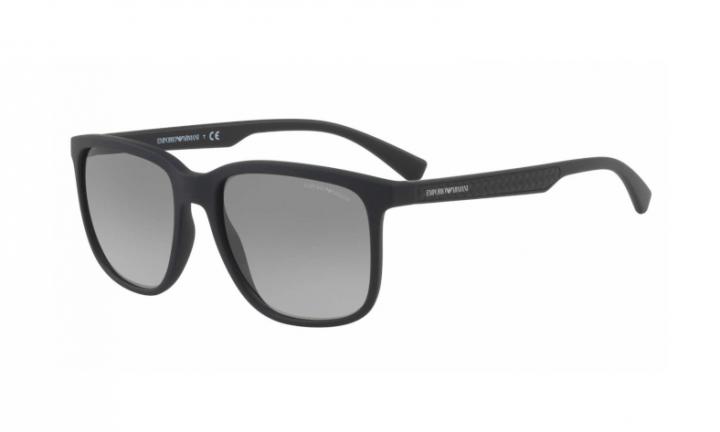 Emporio Armani 4104 - Black/Grey - 57