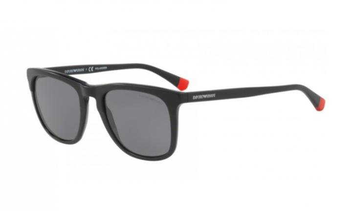 Emporio Armani 4105 - Black/Grey - 53