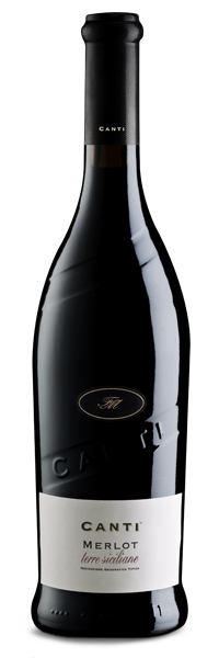 CANTI MERLOT - RED - 75CL