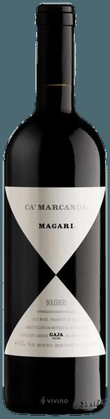 GAJA MAGARI - RED - 75CL
