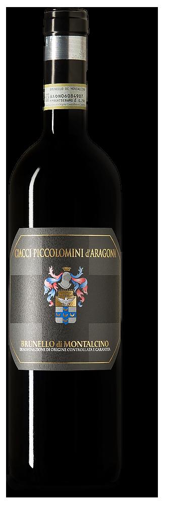 CIACCI PICCOLOMINI BRUNELLO DI MONTALCINO - RED - 75CL