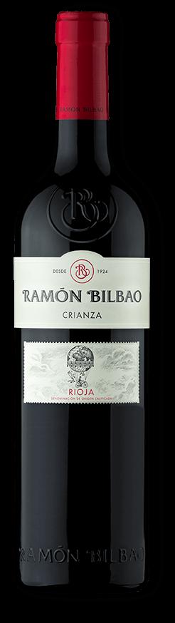RAMON BILBAO CRIANZA RIOJA - RED - 75CL