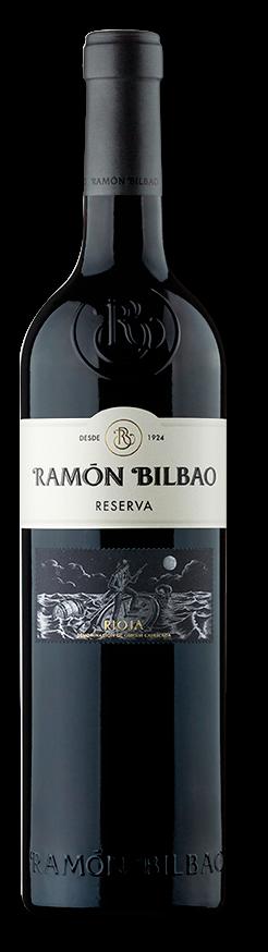 RAMON BILBAO RESERVA RIOJA - RED - 75CL