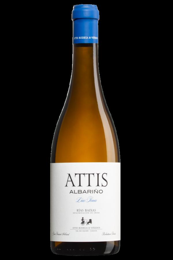 BODEGAS ATTIS ALBARINO - WHITE - 75CL