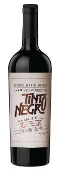 TINTO NEGRO LIMESTONE BLOCK MALBEC - RED - 75CL
