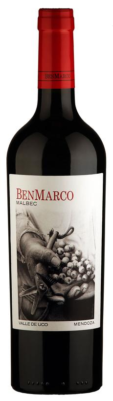 BENMARCO MALBEC - RED - 75CL