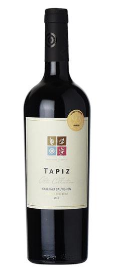 TAPIZ ALTA CABERNET SAUVIGNON - RED - 75CL