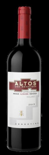 ALTOS LAS HORMIGAS PARAJE ALTAMIRA MALBEC - RED - 75CL