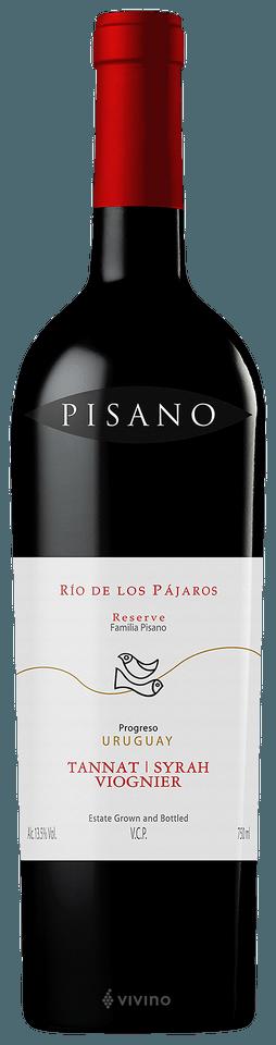 PISANO RIO DE LOS PAJAROS - RED - 75CL
