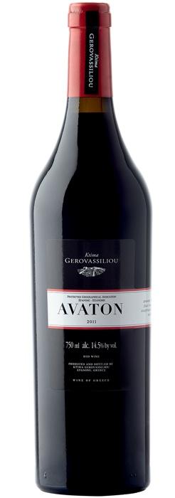 GEROVASILIOU AVATON - RED - 75CL