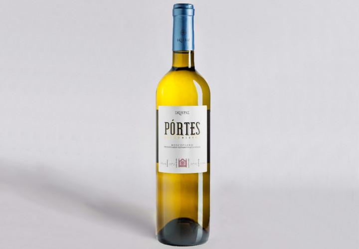 SKOURAS PORTES - WHITE - 75CL
