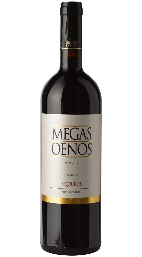 SKOURAS MEGAS OINOS - RED - 75CL