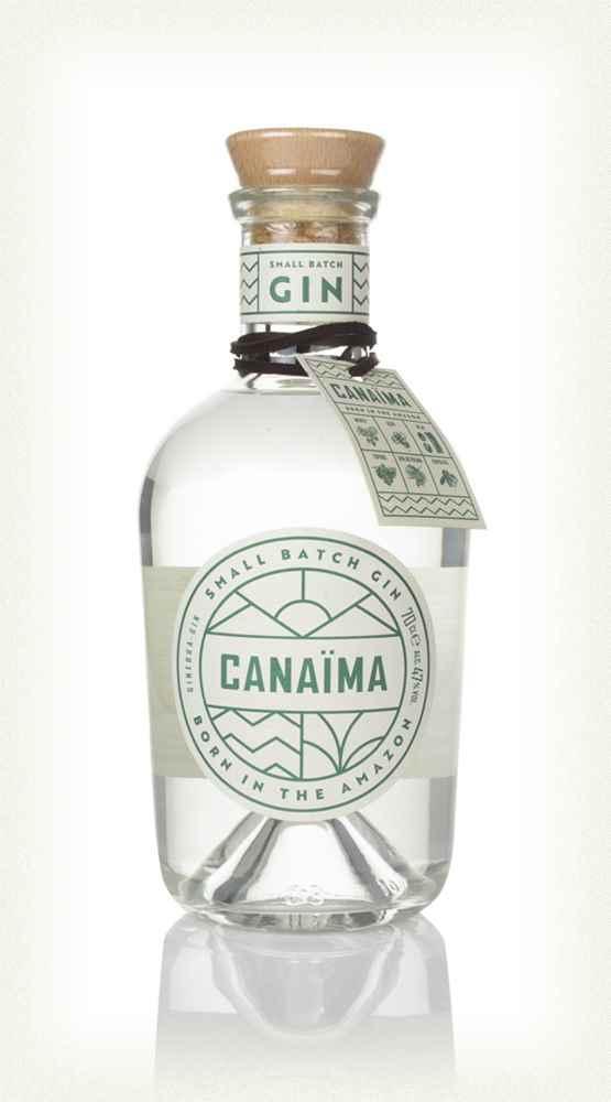 CANAIMA GIN - 70CL