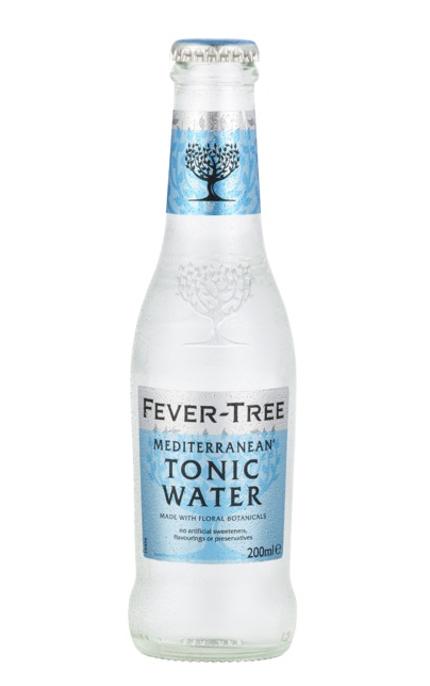 FEVER TREE MEDITERRANEAN TONIC - 200ML (24PCS)