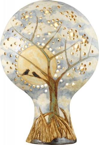 LIGHT LAMP TREE OF LIFE - HEIGHT  51 CM - Medium