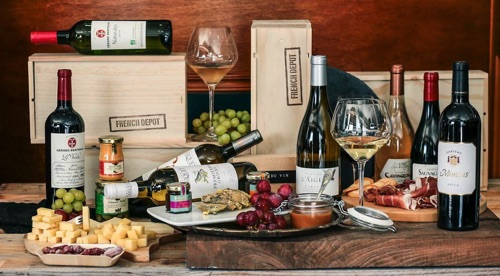 Wine & More by French Depot