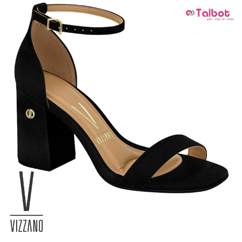 VIZZANO 6409.102 - Black- Size 38