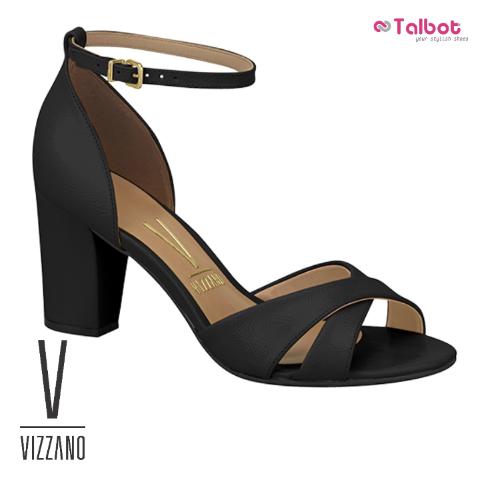 VIZZANO 6262.250 - Black- Size 36
