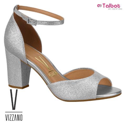 VIZZANO 6262.206 - Silver- Size 36