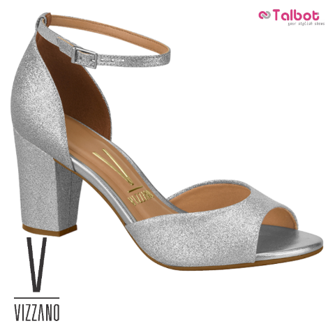 VIZZANO 6262.206 - Silver- Size 38
