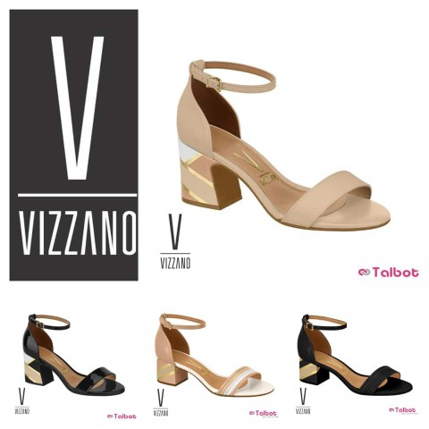 VIZZANO 6387.203 - Black- Size 37