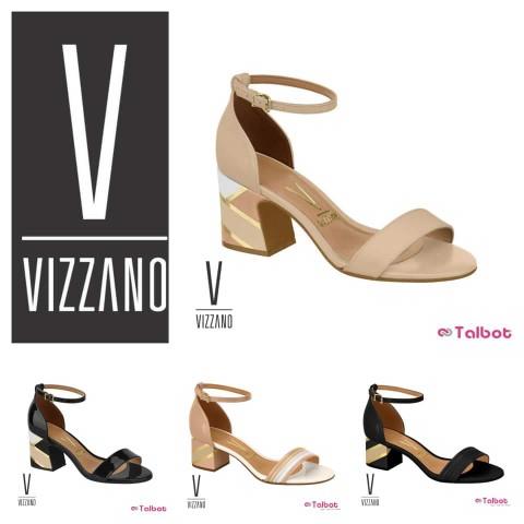 VIZZANO 6387.203 - Black- Size 38