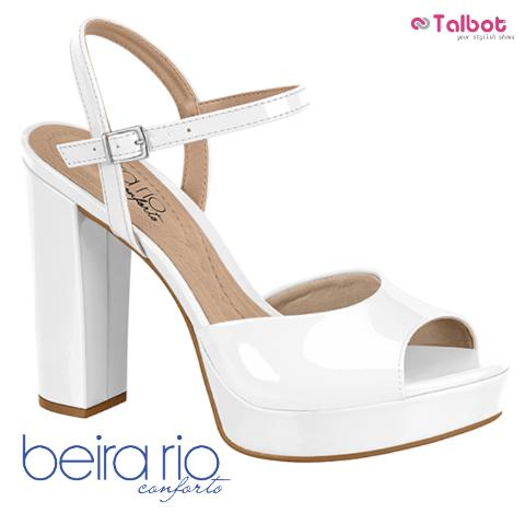 BEIRA RIO 8290.208 - White- Size 39