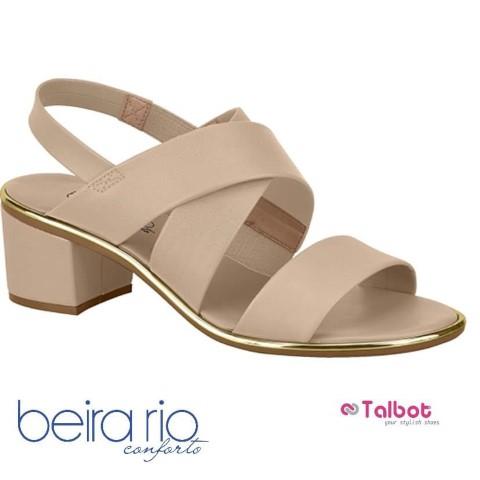 BEIRA RIO 8379.205 - Beige- Size 39