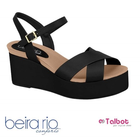 BEIRA RIO 8407.103 - Black- Size 41