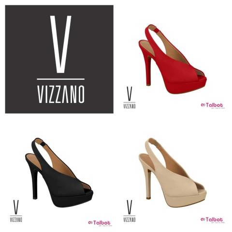 VIZZANO 1830.418 - Red- Size 36