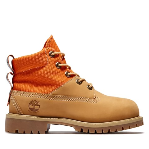 TIMBERLAND PREMIUM 6 IN BOOT - YELLOW - Size 37