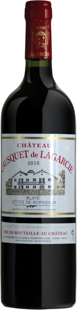 Ch. Crusquet de Lagarcie - Red - 75cl
