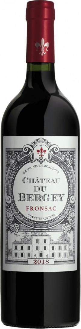 "Ch. Du Bergey ""Cuvée Tradition"" - Red - 75cl"