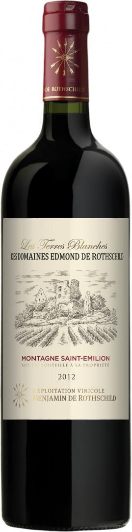 "Dom. Edmond de Rothschild ""Les Terres Blanches"" - Red - 75cl"