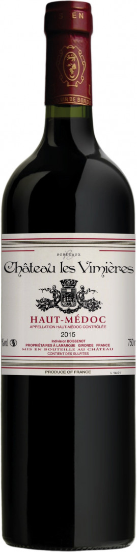 Ch. Les Vimieres - Red - 75cl
