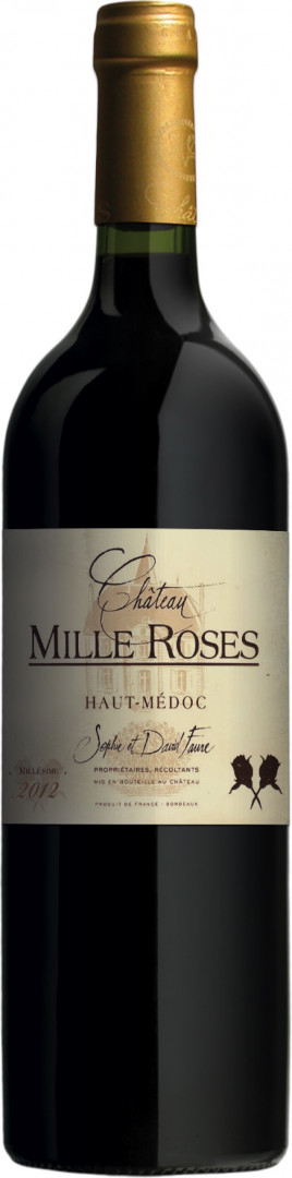 Ch. Mille Roses - Red - 75cl