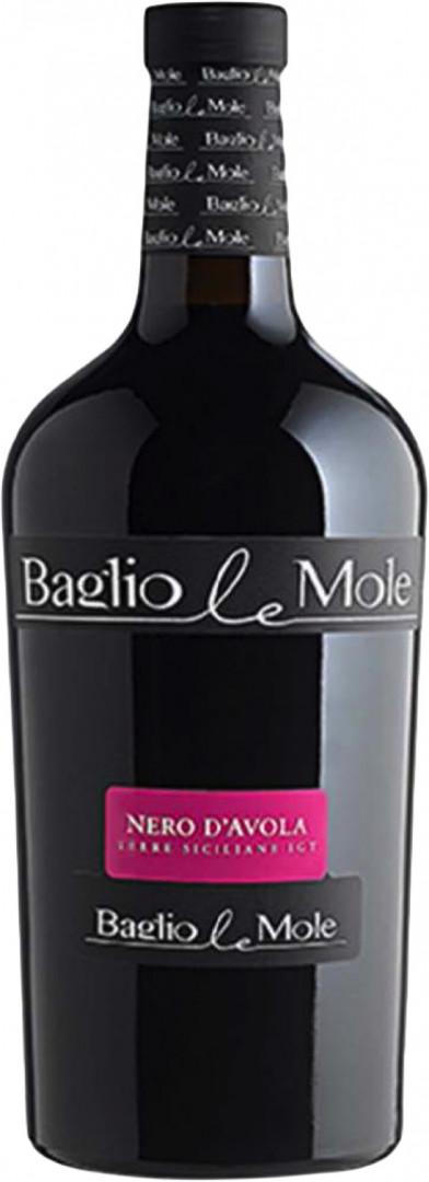Baglio Le Mole - Red Nero D ' Avola - 75cl
