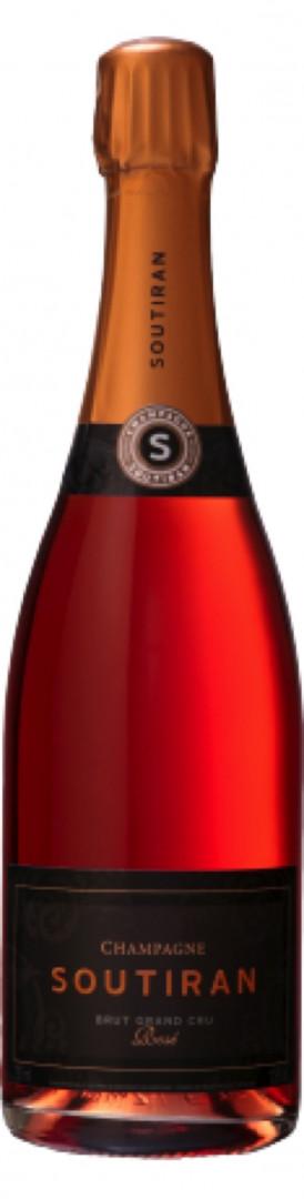 Soutiran Rose GC - Brut - 75cl