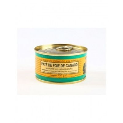 Duck Liver Pate - Armagnac - 130g