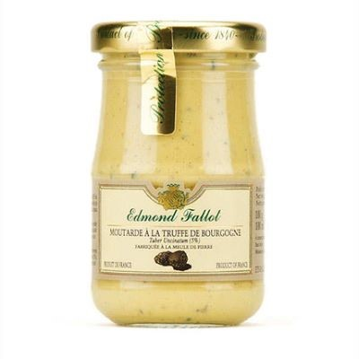 Dijon Mustard with truffle from Burgundy 10 cl