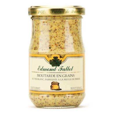 Seed Style White Wine Dijon Mustard 10 cl